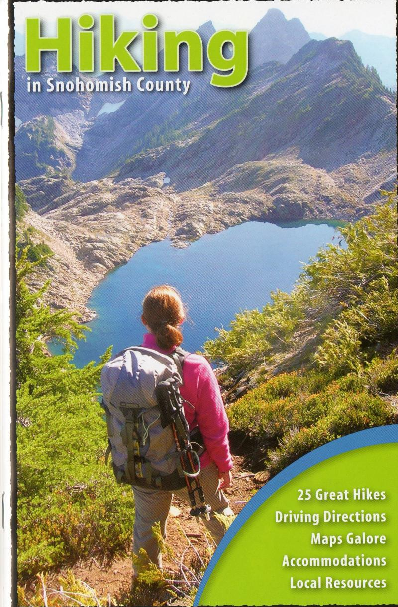 2009 Hiking In Snohomish County Brochure